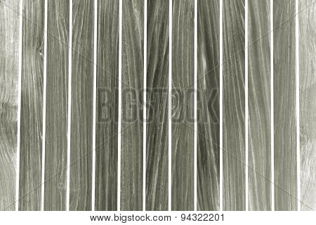Black And White Wood Lath