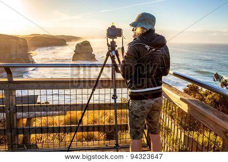 Australian photographer