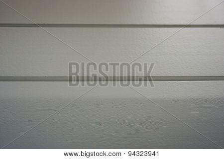 White Wood Coating