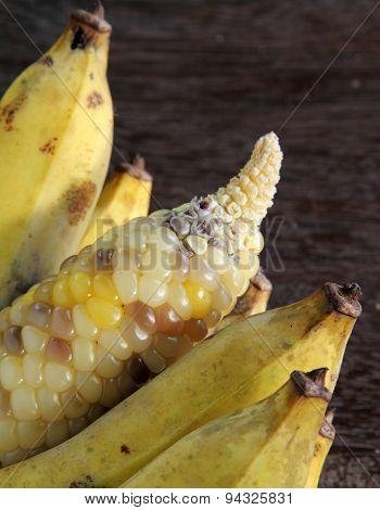 Banana Corn