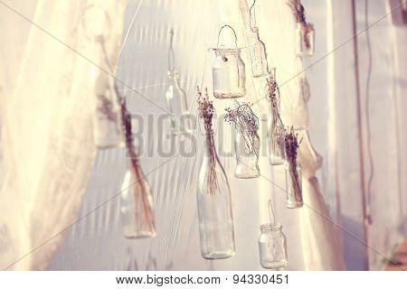 Bottles Hanging