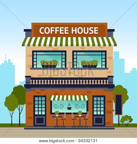 Coffee House Building