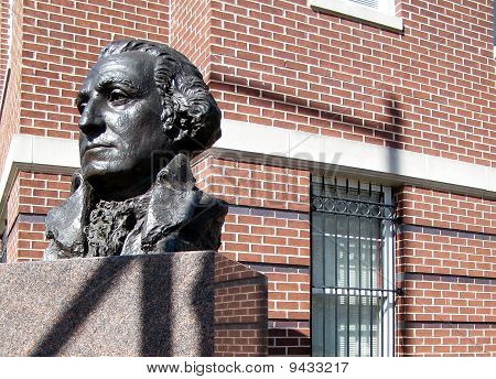 Washington George Washington Bust 2010