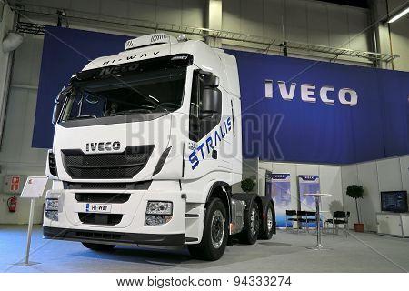 Iveco Stralis Hi-Way 480Hp Euro 6 Truck