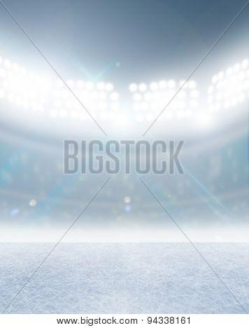 Ice Rink Stadium