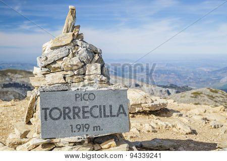 Torrecilla Milestone Signal