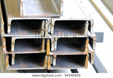 Metal Profiles Channel