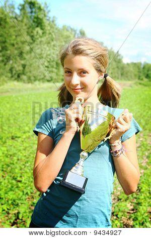 Winner Girl