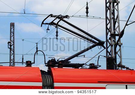 A train