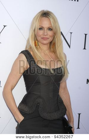 LOS ANGELES - JUN 24:  Pamela Anderson at the