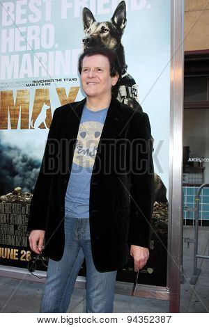 LOS ANGELES - JUN 23:  Trevor Rabin at the