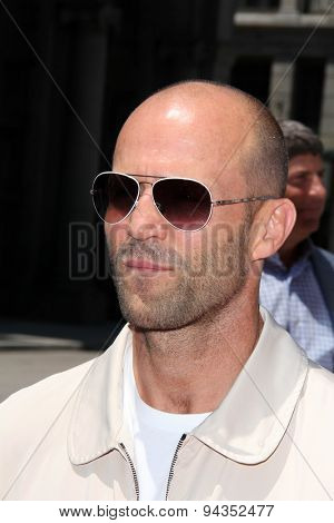LOS ANGELES - JUN 23:  Jason Statham at the
