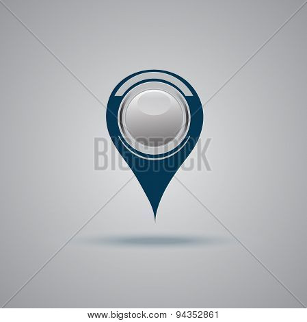 Navigation, icon.