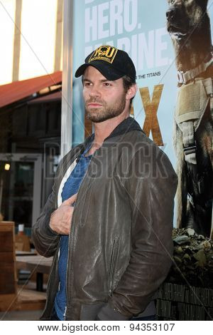 LOS ANGELES - JUN 23:  Daniel Gillies at the