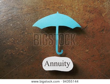 Annuity Investment