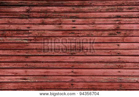 Rustic Barn Board Background