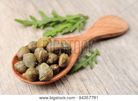 Pikled Capers