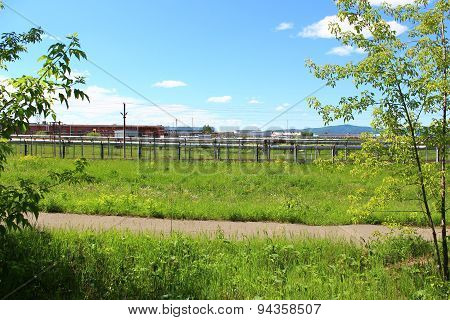 Fences on the Electrochemical Plant