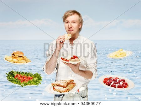 Man And Meals