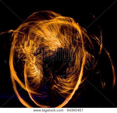 Fiery Motion Carnival Light