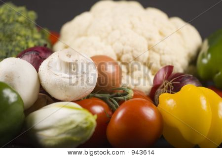 Detailed Vegetables