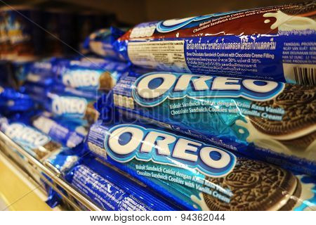 Oreo Chocolate Flavor Biscuit