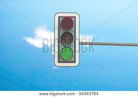 Green On The Traffic Lights