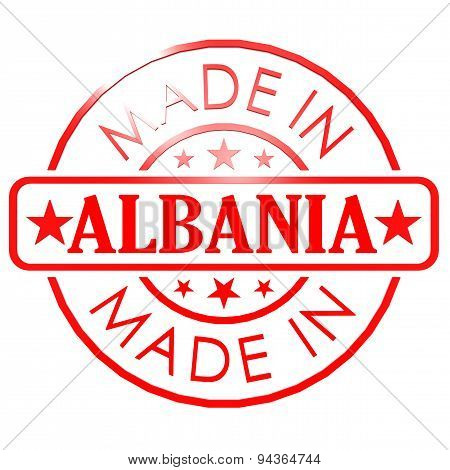 Made In Albania Red Seal
