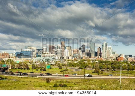 Denver downtown, Colorado