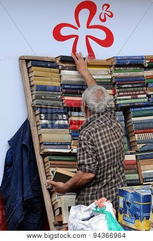 Second-hand Bookseller