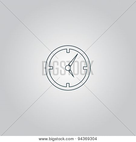 Circle Clock icon