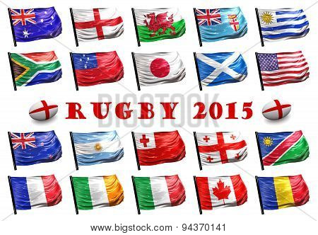 Rugby 2015
