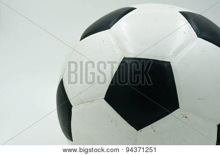 Football On White