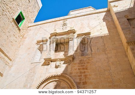 Duomo Church. Molfetta. Puglia. Italy.