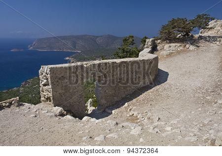 ?????, ??????, ?????,  Ancient wall.