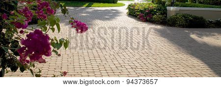 Wide Walkway