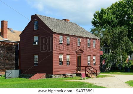Jones House, Portsmouth, New Hampshire