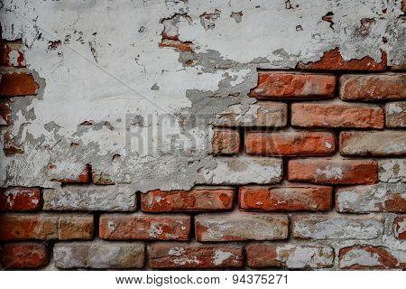 The brick texture