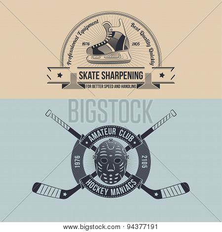 emblem hockey