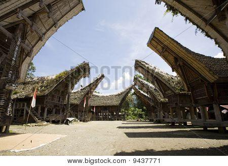 Toraja village