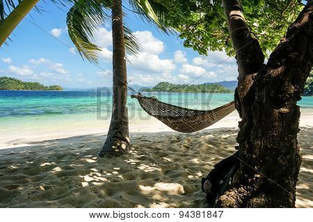 The Hammock On Paradise Island