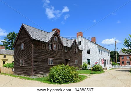 Sherburne House, Portsmouth, New Hampshire