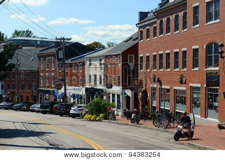 Bow Street, Portsmouth, New Hampshire