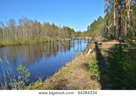 Spring River.