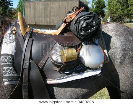 Civil War Type Saddle
