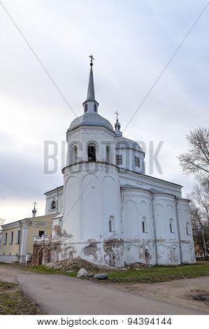 The Church of Nikita the Martyr. Veliky Novgorod, Russia