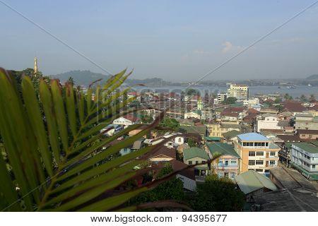 Asia Myanmar Myeik City