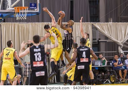 Aris Vs Paok Greek Basket League