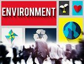 foto of environmental conservation  - Environment Ecology Environmental Conservation Global Concept - JPG