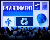stock photo of environmental conservation  - Environment Ecology Environmental Conservation Global Concept - JPG